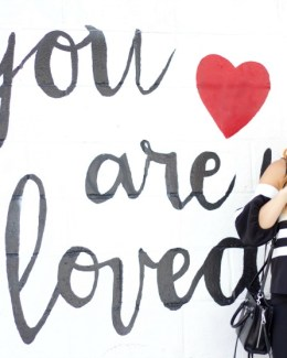 NYC You Are Loved Wall