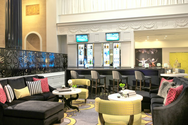 Courtyard Boston Downtown Review from Travel Blogger Jaime Cittadino of Sunflowers and Stilettos