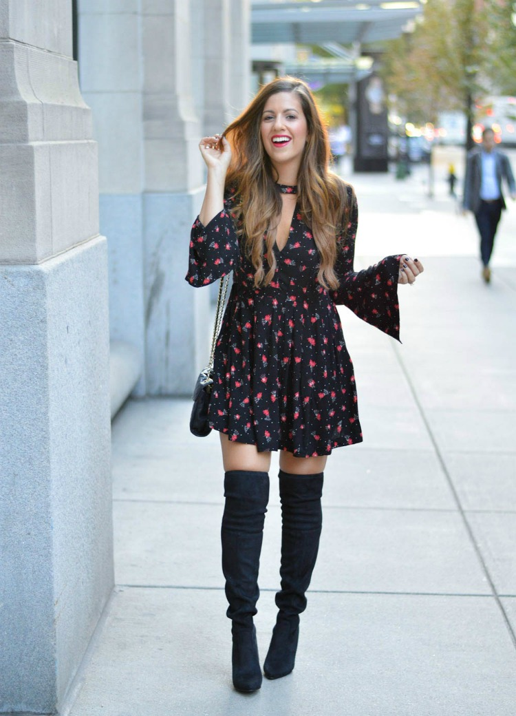 The Best Affordable Over The Knee Boot, Steve Madden Over The Knee Boot