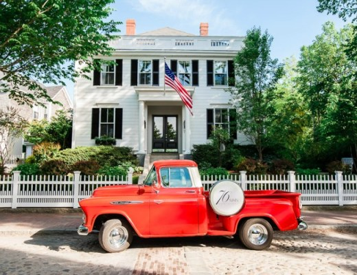 76 Main Nantucket Review by travel blogger, Jaime Cittadino