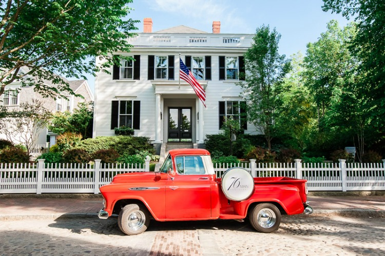 76 Main Nantucket Review by travel blogger, Jaime Cittadino
