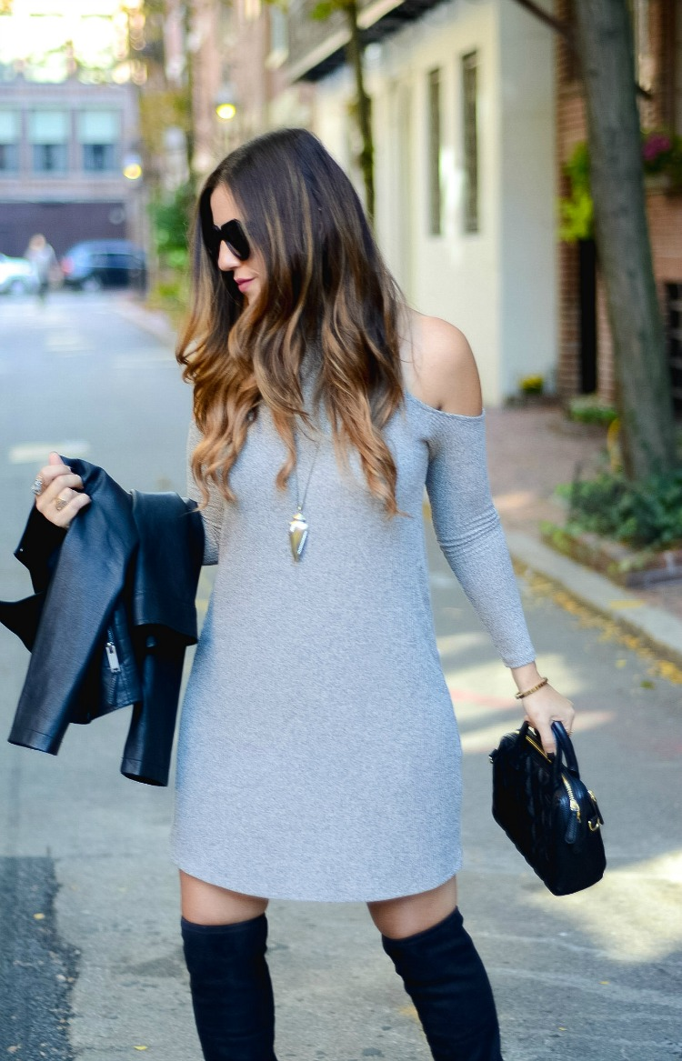 Street style look, street style fashion, city style by fashion blogger Jaime Cittadino, Sunflowers and Stilettos