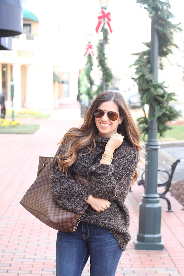 Fashion and Lifestyle blogger, Jaime Cittadino of Sunflowers and Stilettos in Charlotte, North Carolina