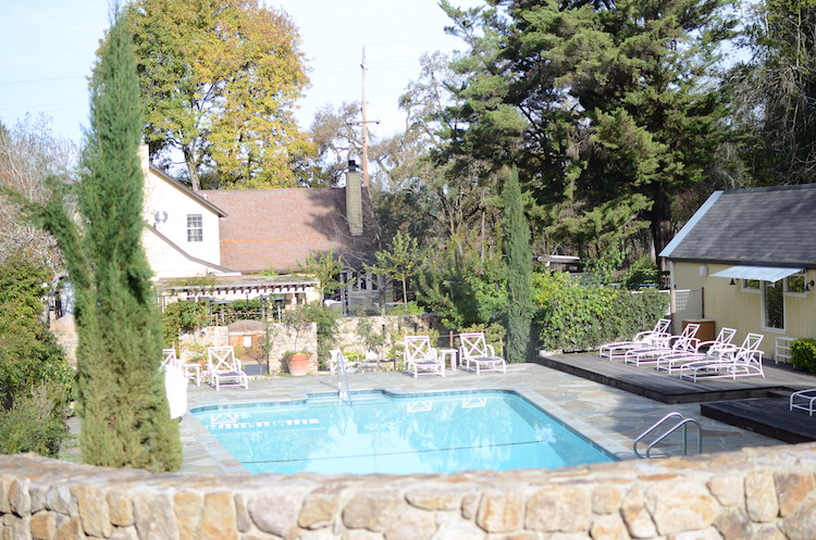 Farmhouse Inn hotel and restaurant in Sonoma