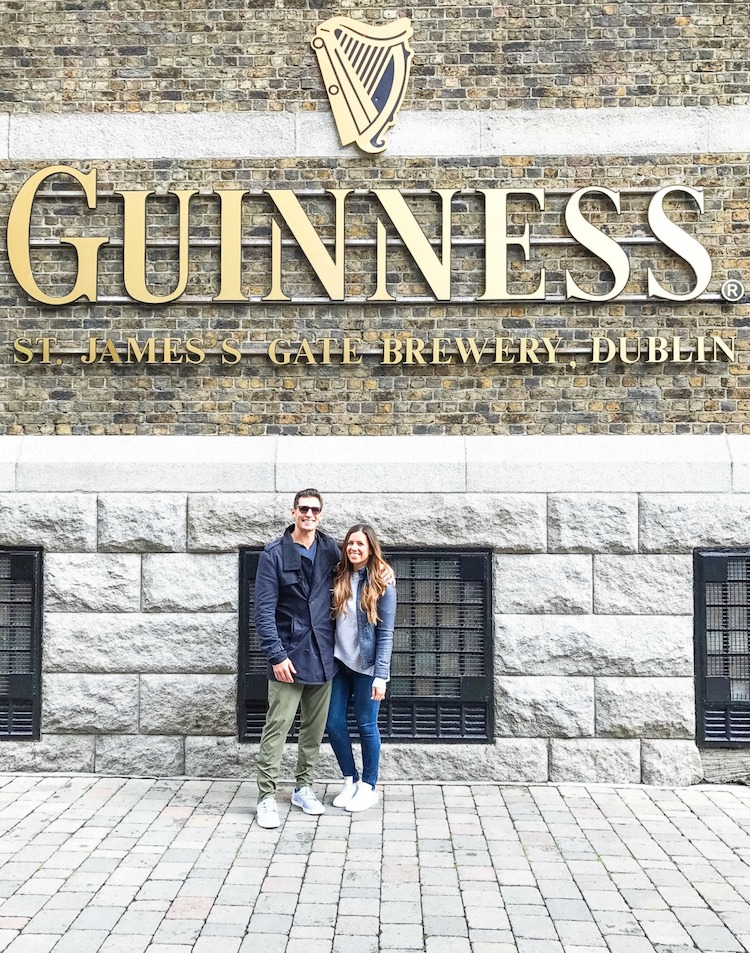 Guinness Storehouse Dublin Ireland