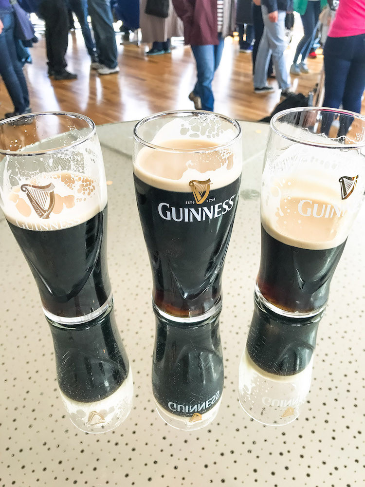 Guinness Storehouse Factory Dublin
