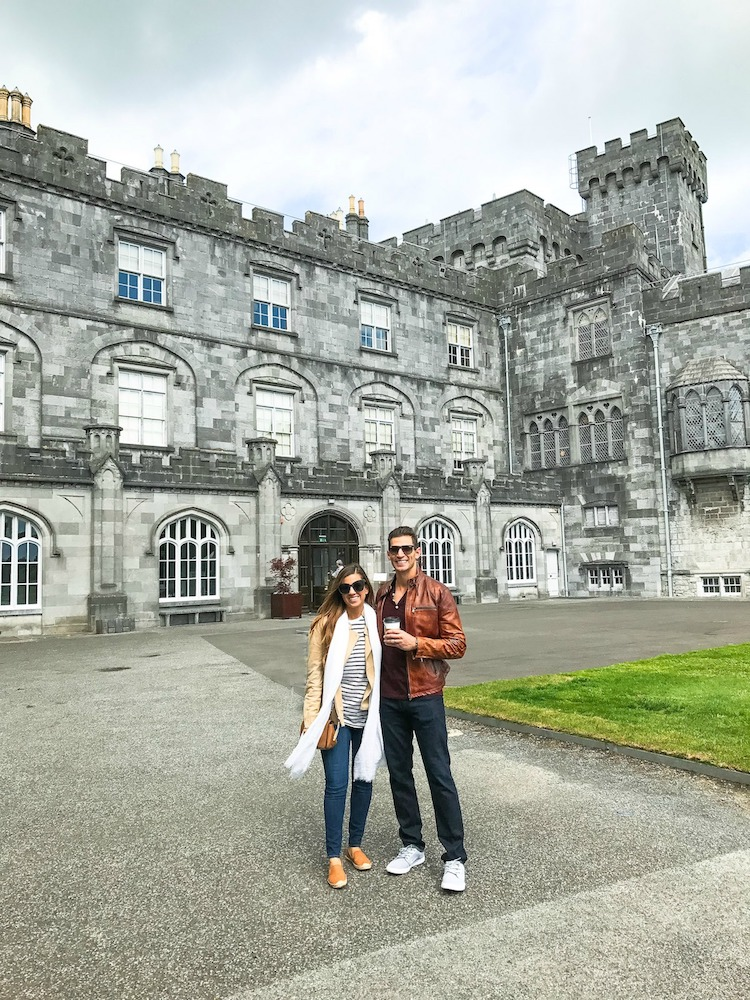 Kilkenny Castle Ireland, 72 Hours In Ireland
