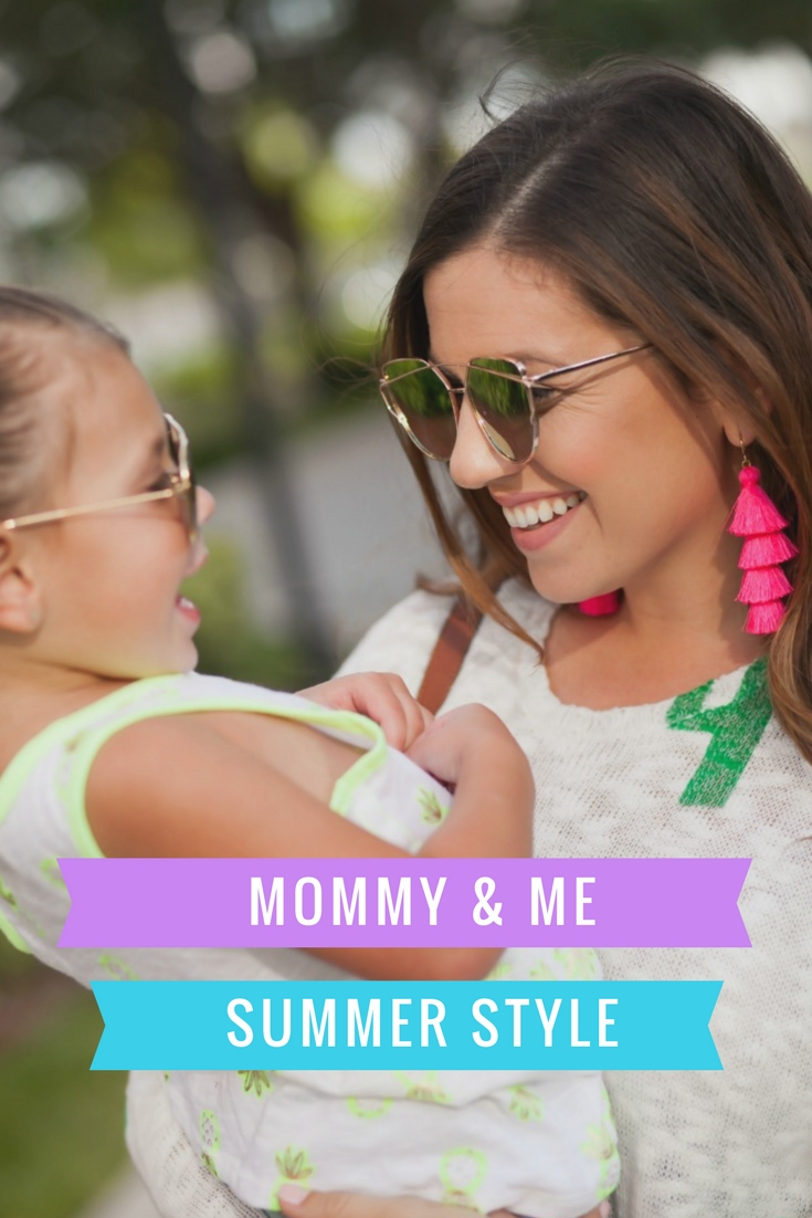 Mommy & Me Summer Style