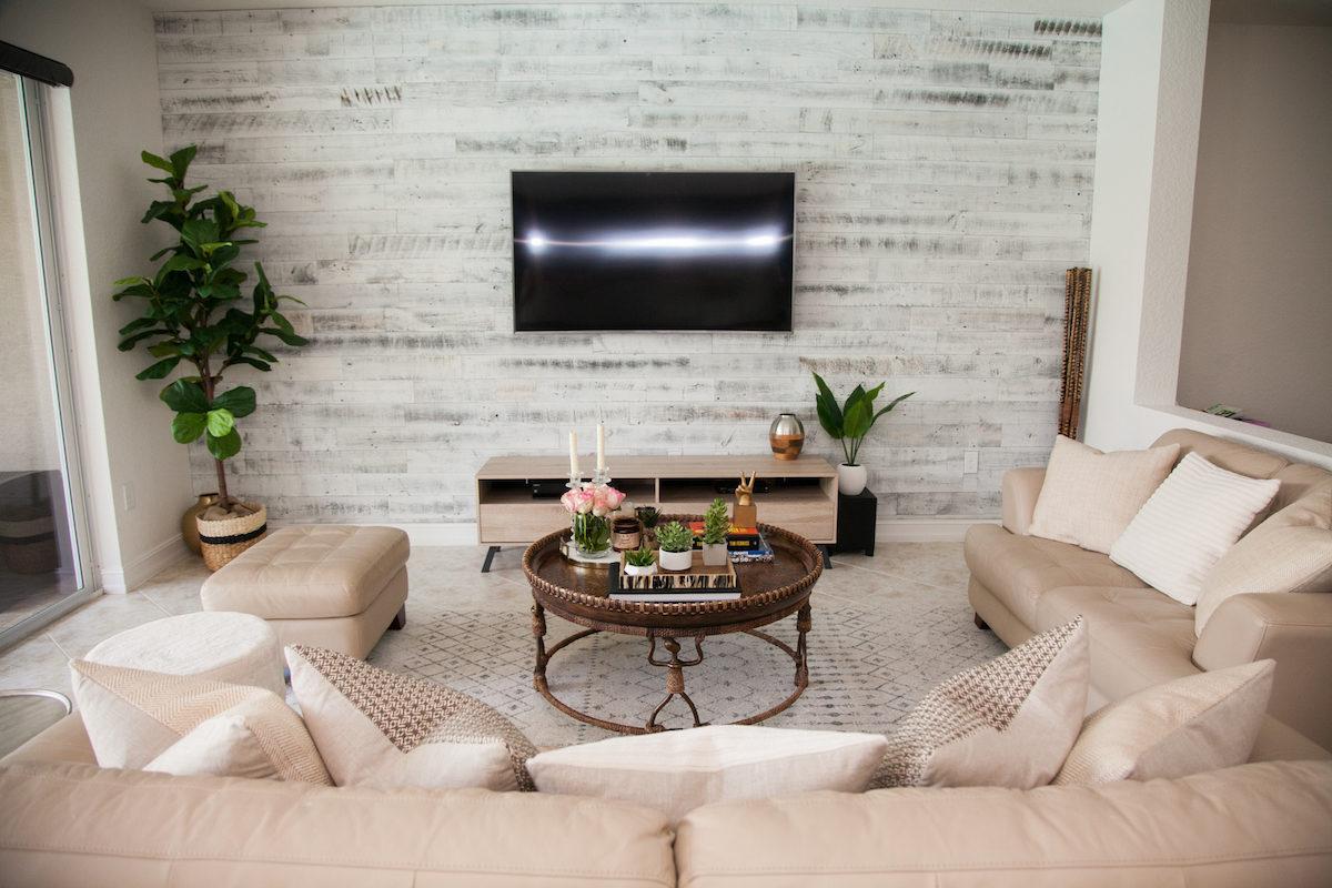 Impressive Chic Living Room Ideas Decoration