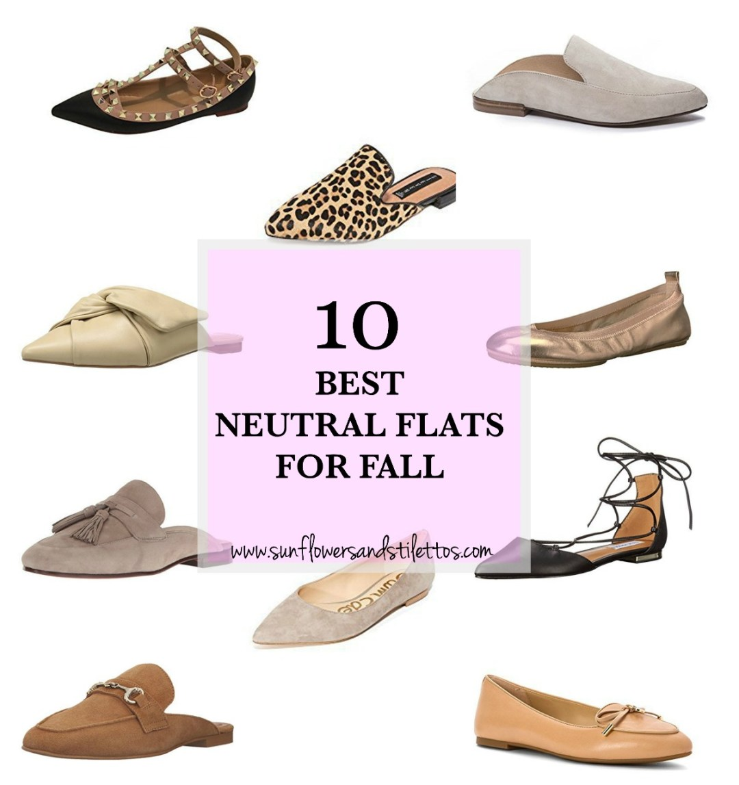 10 Best Neutral Flats for Fall