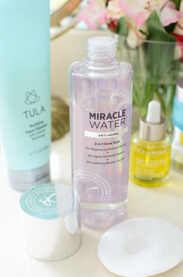 it cosmetics skincare miracle water _ best skincare _ Sunflowers and Stilettos blog
