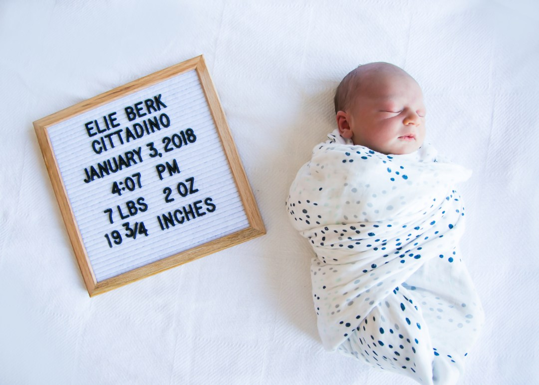Birth Announcement, Baby Boy Birth Announcement, Felt Letter Board birth Announcement