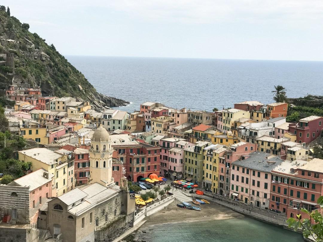 tucany cinque terre view, Cinque travel guide by Jaime Cittadino