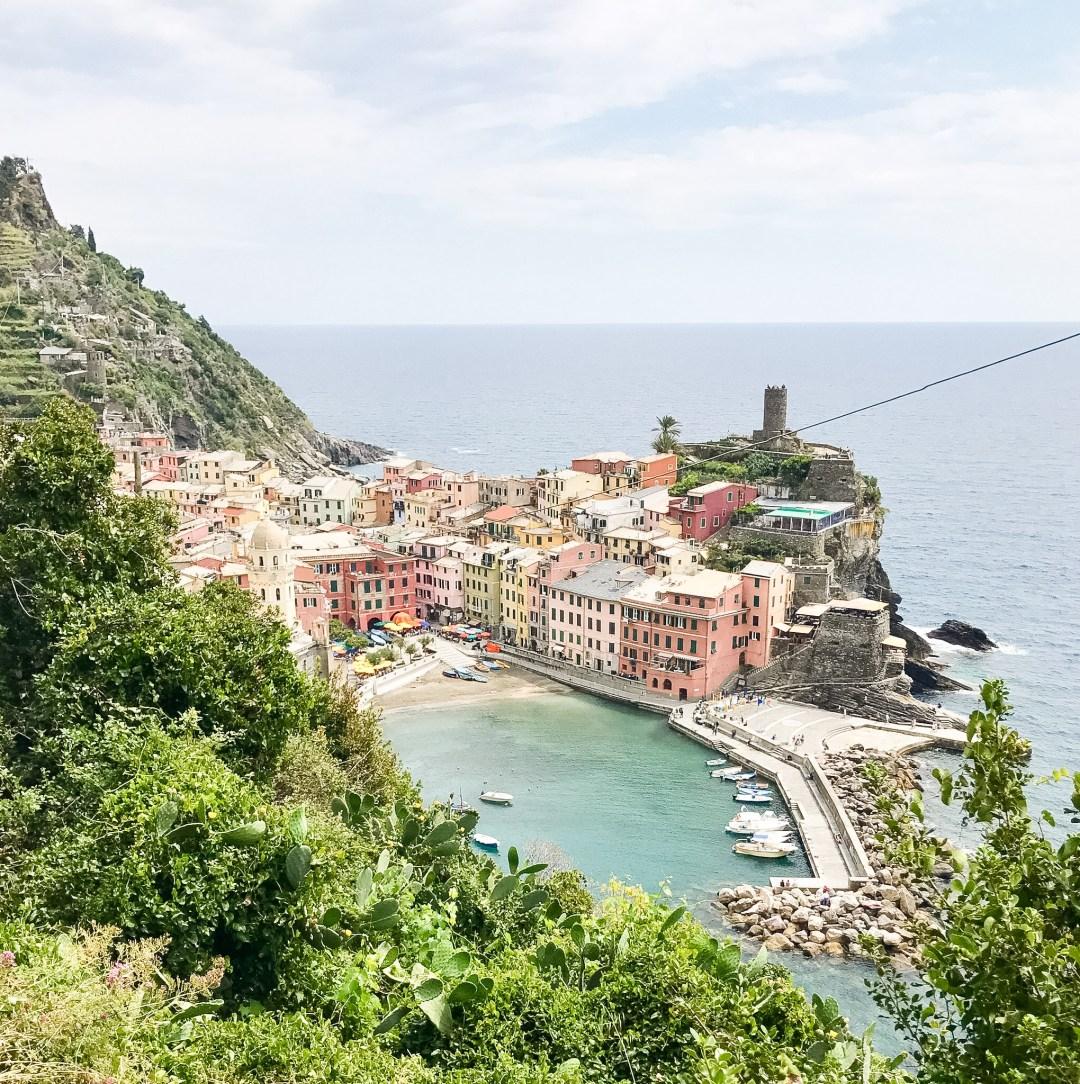 tuscany cinque terre view, cinque Terre hike