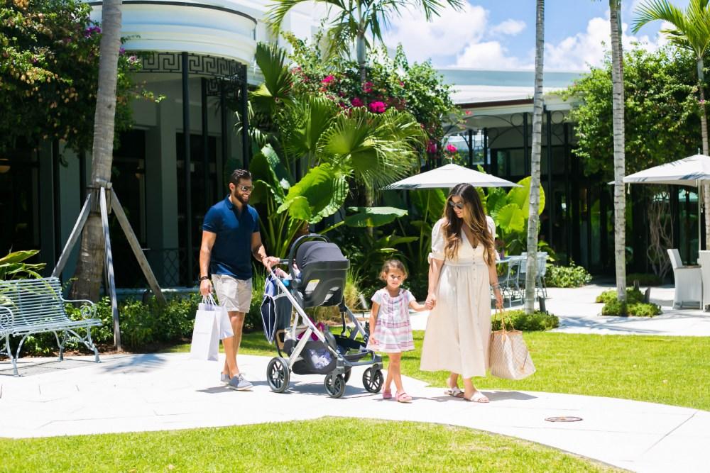 The Royal Poinciana Plaza Palm Beach, best Florida shopping, Jaime Cittadino family