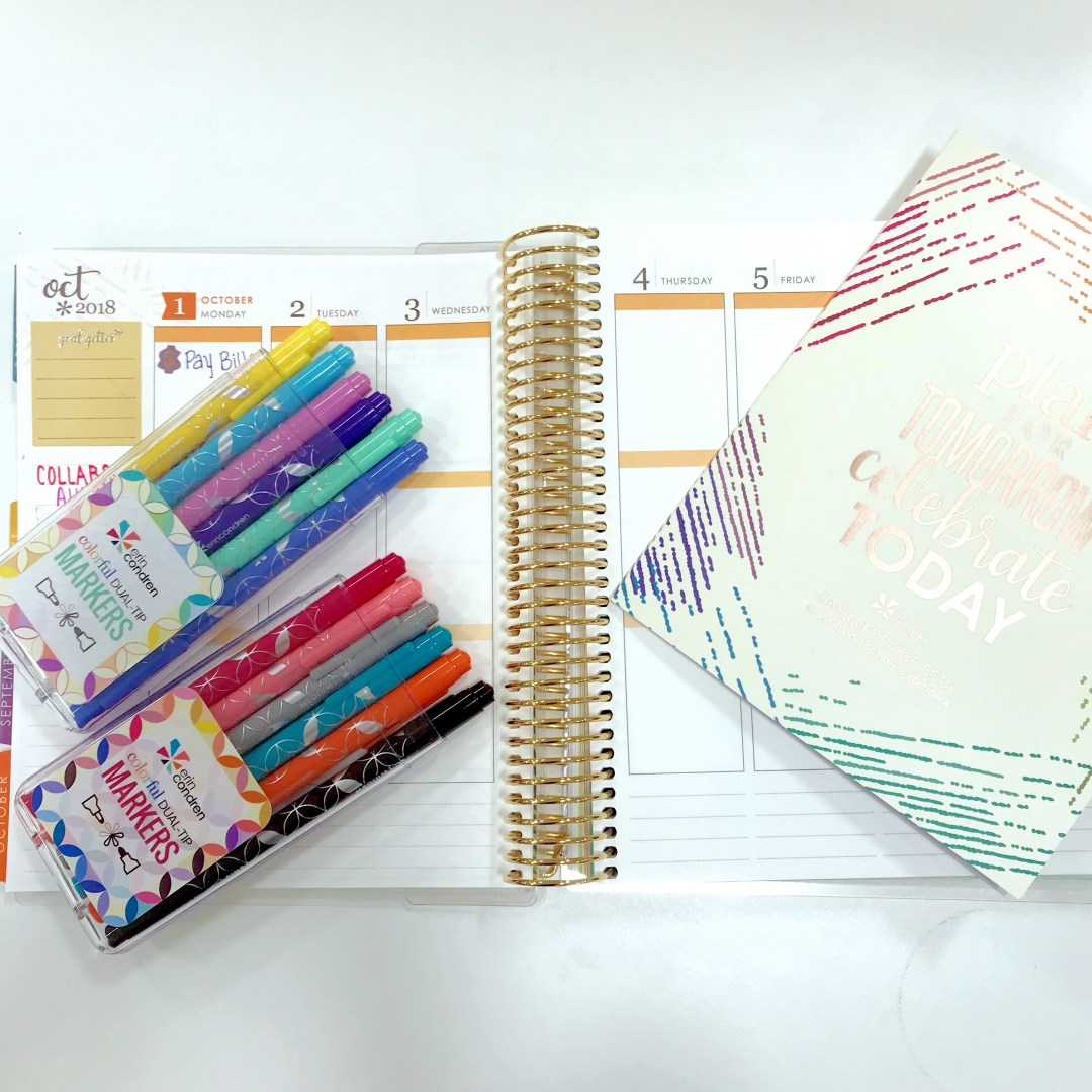 Erin Condren Life Planner, Teacher Planner, Best Daily Planner