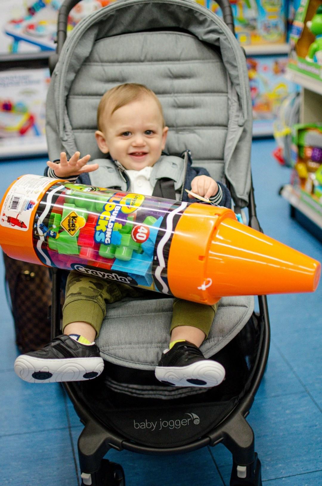 buybuy BABY toys holiday shopping, Cittadino family shopping, Florida mommy blogger