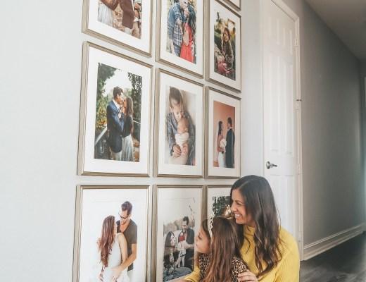 Gallery Wall, Framebridge Gallery Wall