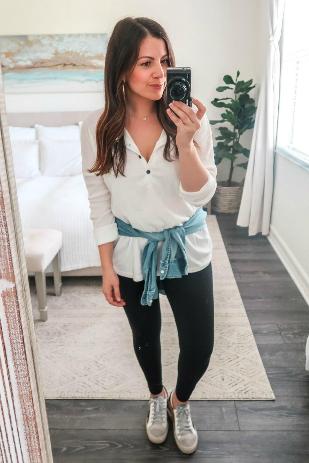 January Amazon Fashion best leggings, colorfulkoala leggings, Jaime Cittadino Florida fashion blogger