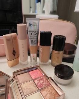 Sephora Favorites, best foundation, best setting powder