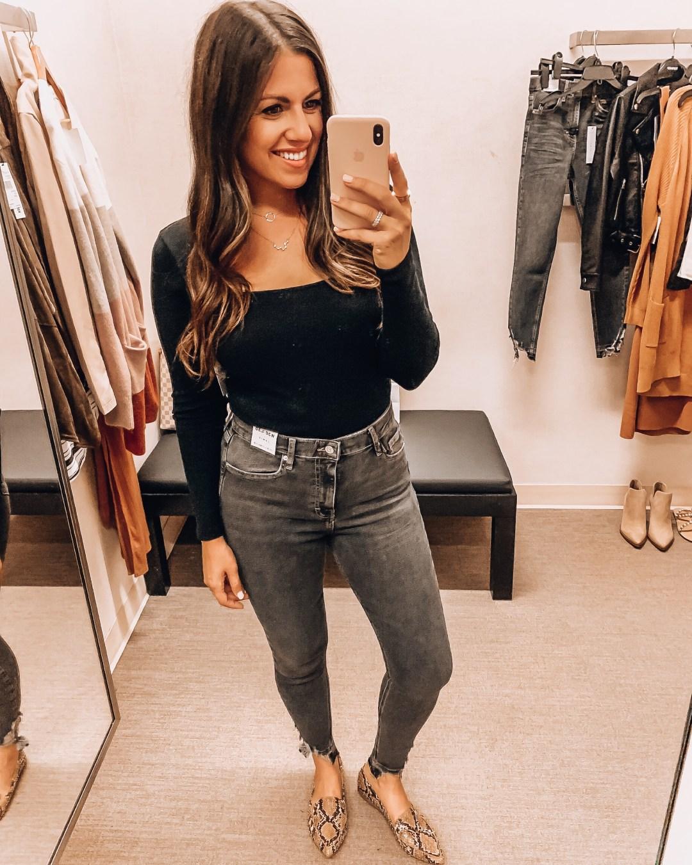 Nordstrom Anniversary Sale Topshop Jamie Jeans