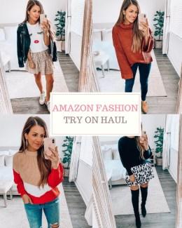 Amazon Fashion Fall Style by Jaime Cittadino, Fashion Blogger