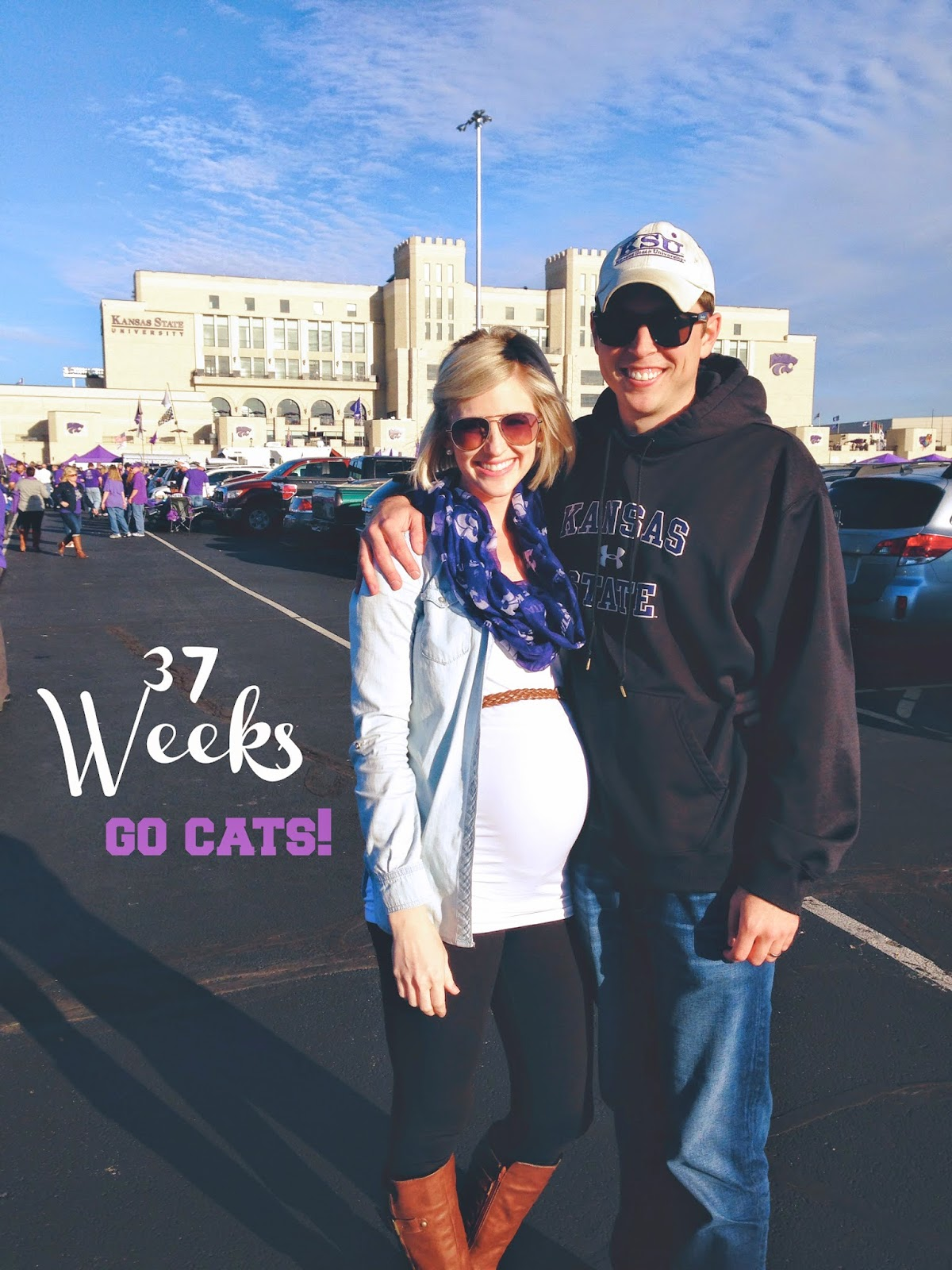 37 Weeks + why I might be CRAZY