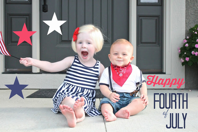 Red, White & Cute.