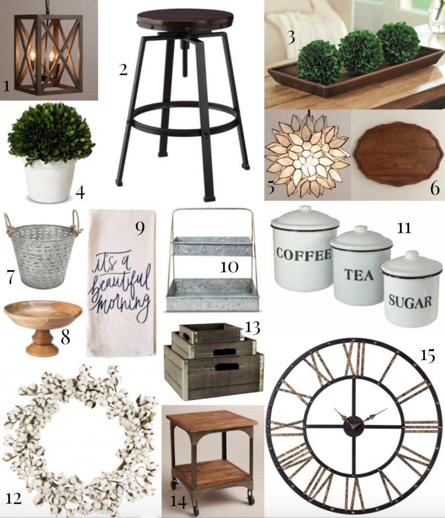 15 ways to get the Fixer Upper look...without breaking the bank!