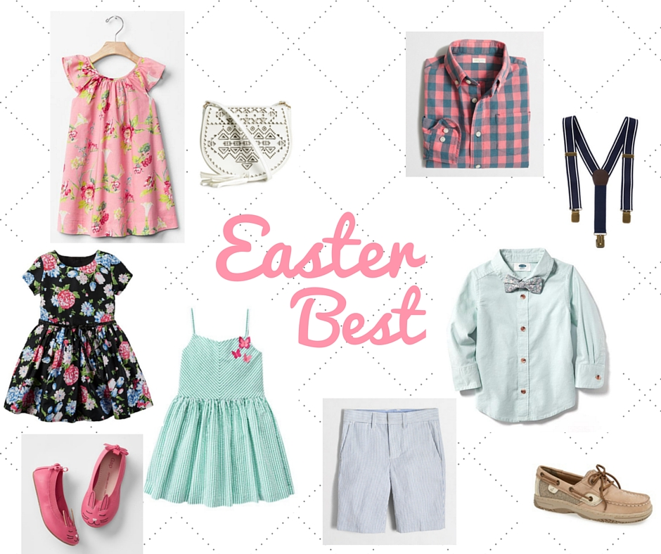 Easter Outfits for the Little Ones