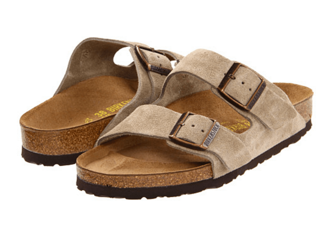 Sunflower State of Mind: Birkenstock Arizona Suede