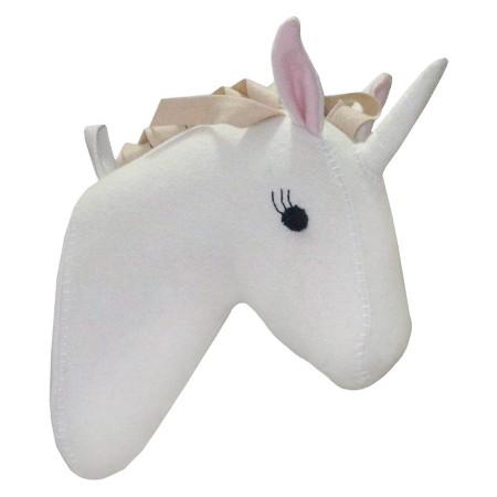 pillowfort unicorn head