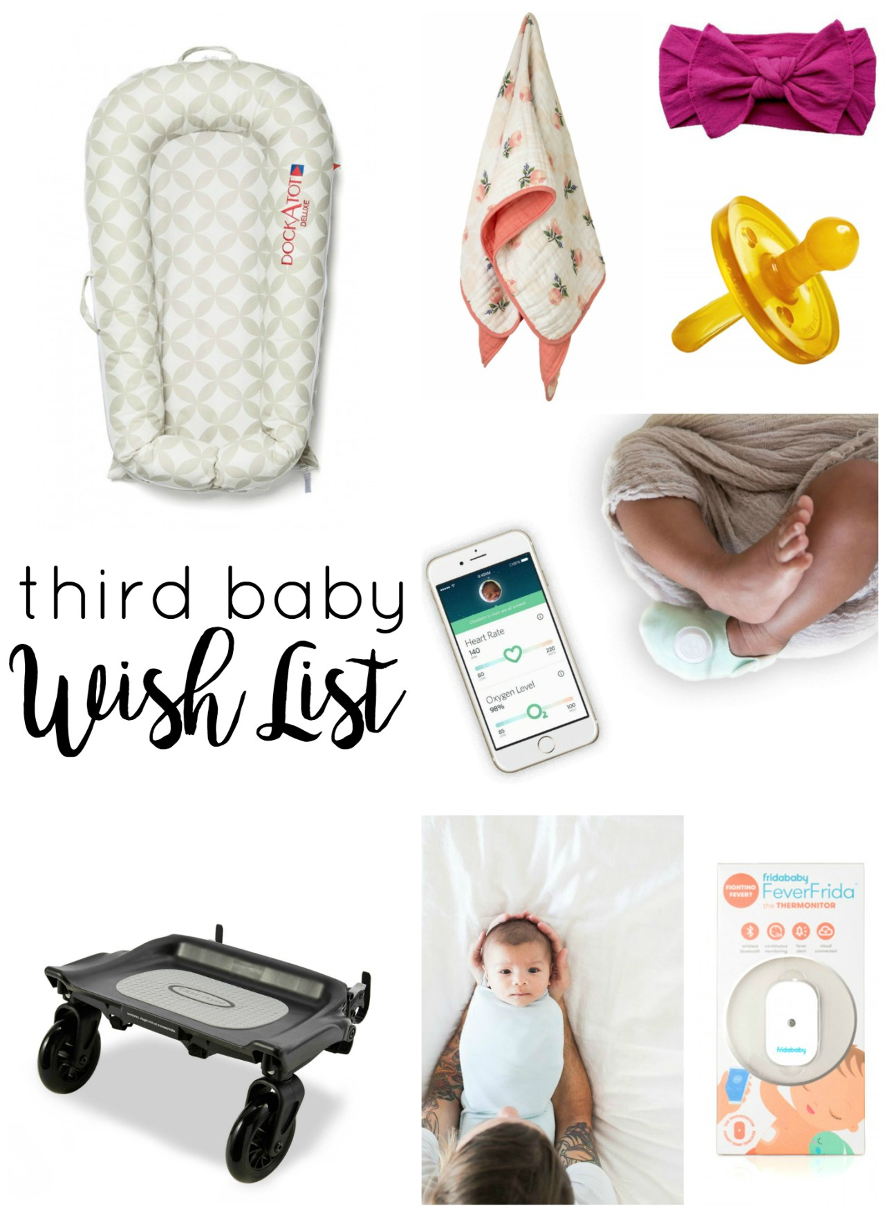Third Baby Wish List