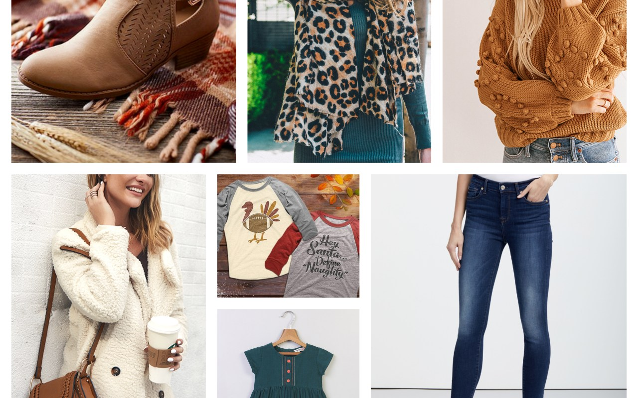 Fall Feels on Zulily
