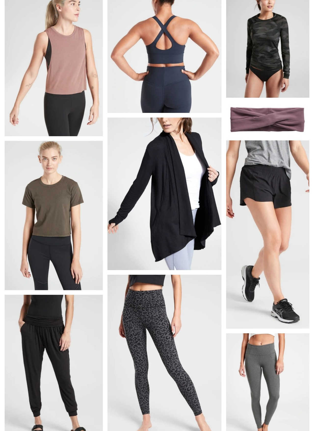 Look Good, Feel Good…with Athleta