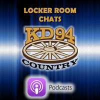The KD Country 94 Locker Room Chats Podcast