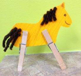 Horses Sunflower Storytime