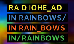 [Capture du site InRainbows.com]