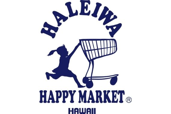 HALEIWA HAPPY MARKET LOGO