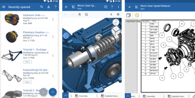 android cad apps