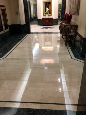 Your Lobby Floors Say Everything About Your Building Sungloss