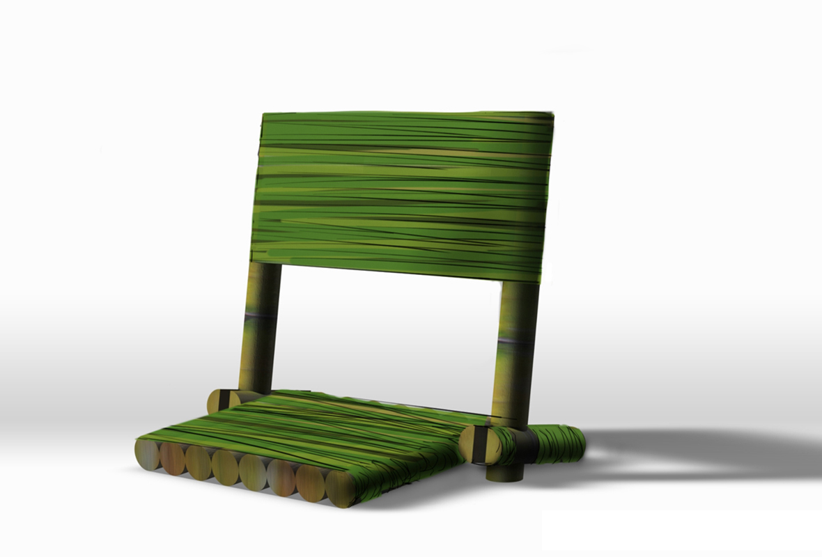 Sugarcane Chair