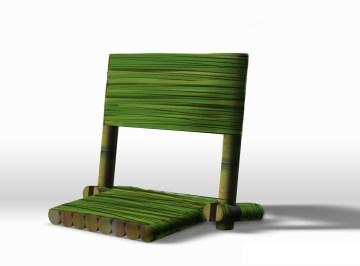 Sugarcane Chair