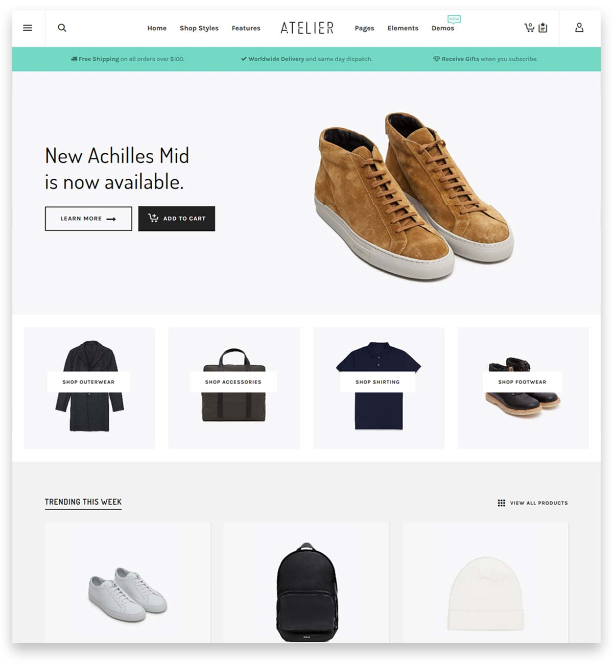 Best Responsive and Multipurpose WooCommerce WordPress Themes