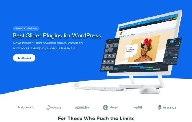 Best Slider Plugins for WordPress