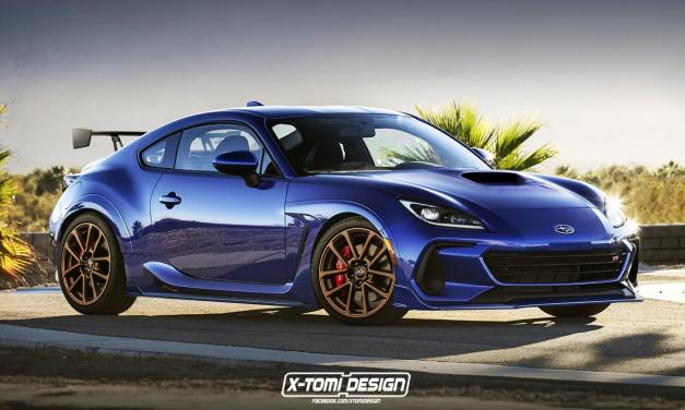 New Subaru BRZ Gets The STI, Roadster, And Shooting Treatment By X-Tomi Designs