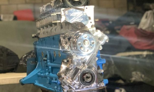 First Look at Sung Kang's L24 Engine For DocZ Datsun 240Z