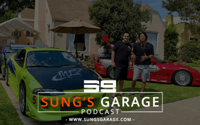 Sung's Garage Podcast: Shahar Algazy, Fast & Furious Replica Car Builder