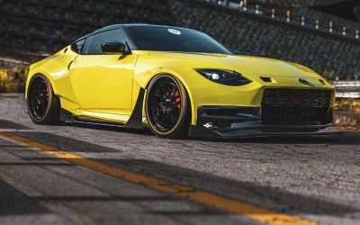 The Nissan Z Gets A Sporty Makeover With Insane Aero Kit