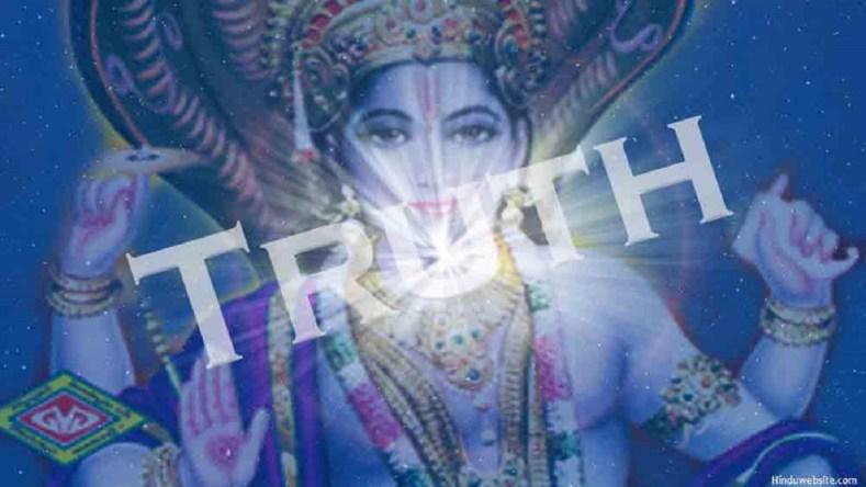 ഹിന്ദുമതത്തിന്റെ ആധാര തത്ത്വം – 2: അദ്വൈതം
